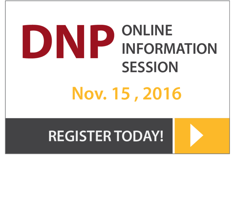 Join Our November Online DNP Info Session