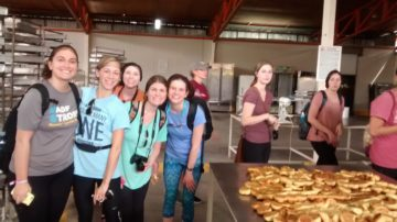 BSN Students Study in Costa Rica