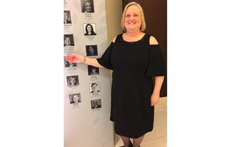 PhD Student Inducted into the American Academy of Nursing