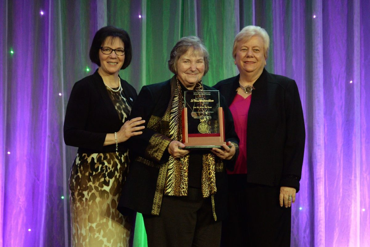 American Lymphedema Framework Project Receives Sigma Theta Tau Award