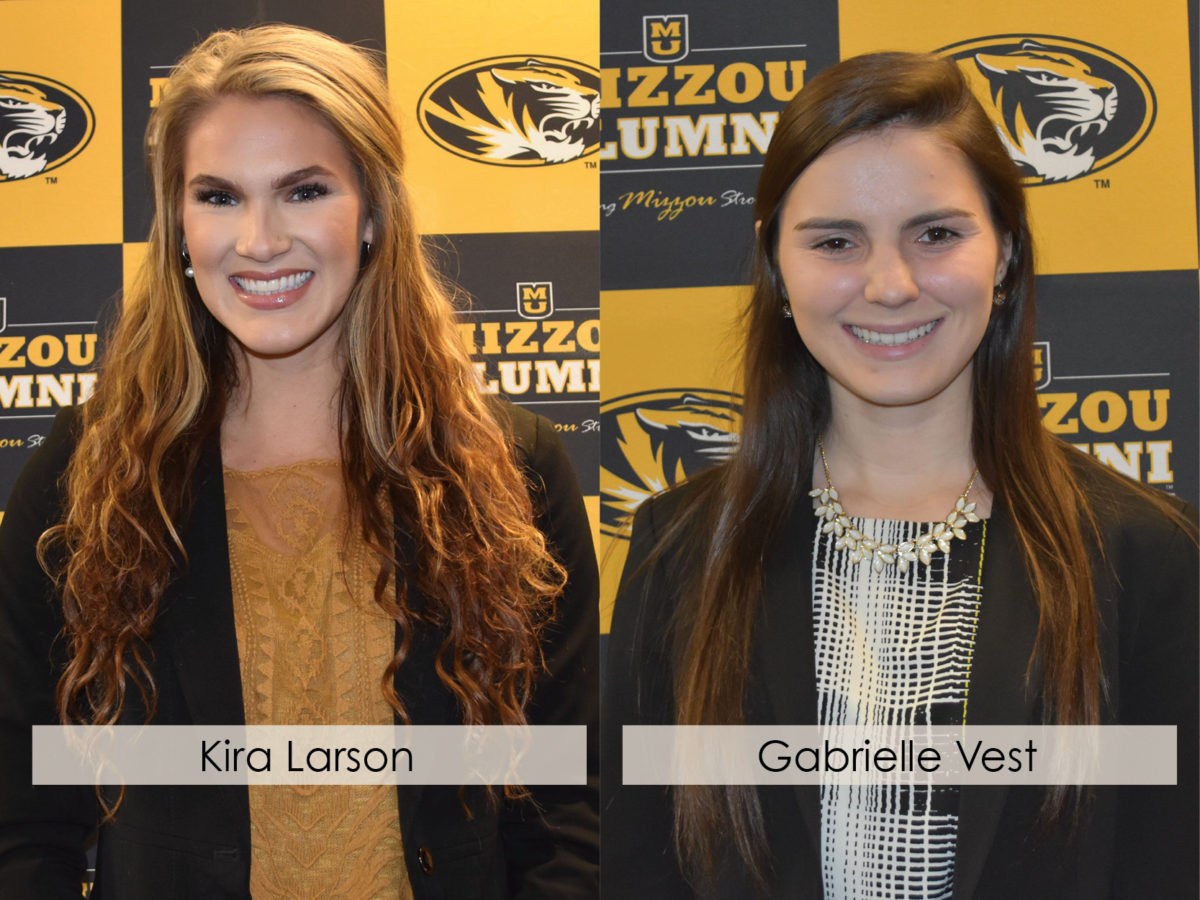 Two Students Selected for Mizzou '39