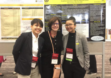 Students, Faculty and Alumni Represent SSON at MNRS Conference