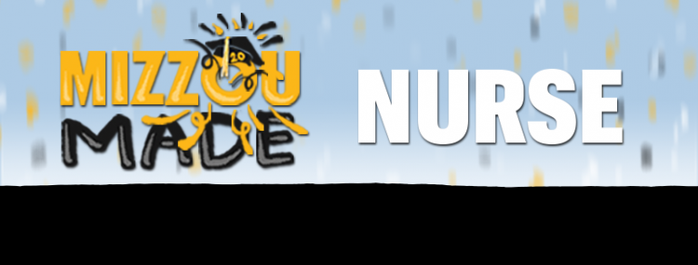 Mizzou Made Nurse Facebook Cover Image