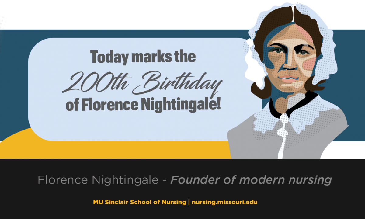 Happy Birthday Florence Nightingale