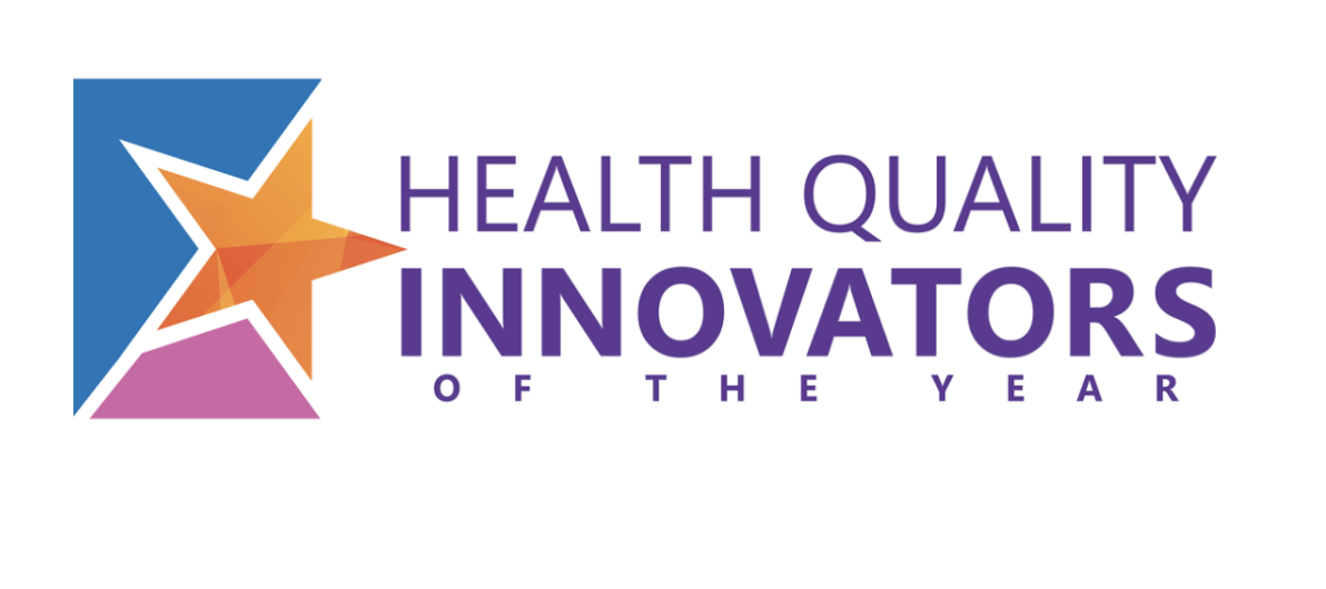 Health Quality Innovator of the Year logo