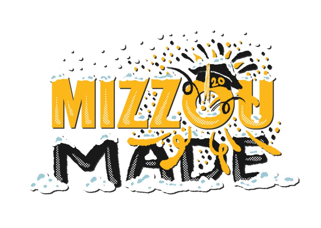 Mizzou Made December graphic