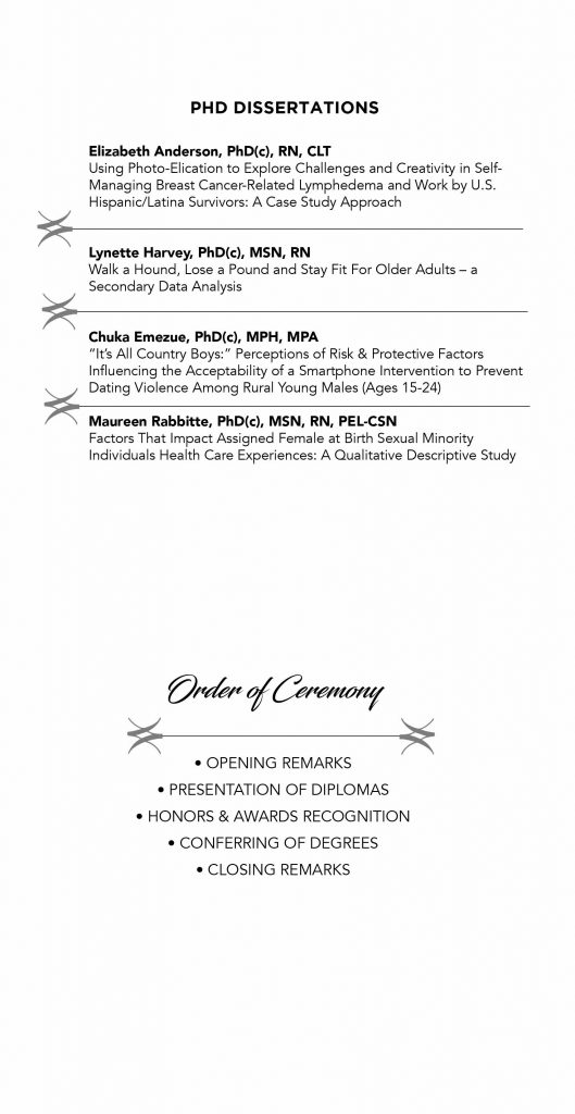 page 5 of program